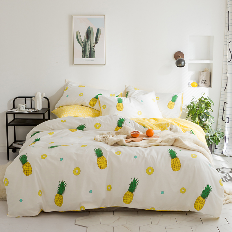cc70c2e950da Duvet cover without inside filler Pillowcase without inside core 8.Season   Spring
