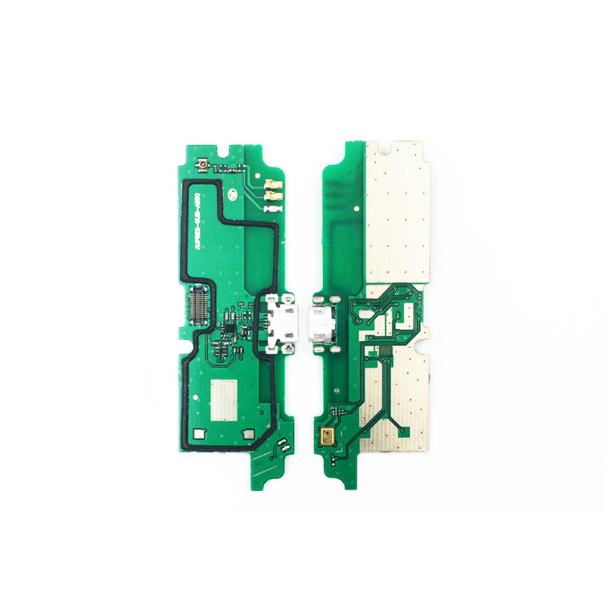 Mobile Repair Parts For Lenovo A850 Charging Port Flex Cable / USB Connector Dock Flex Cable