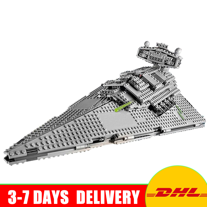 2017 New 05062 Genuine UCS Series The Imperial Star Destroyer Building Blocks Bricks Educational Toys 1359pcs Model 75055 lepin 05028 3208pcs star wars building blocks imperial star destroyer model action bricks toys compatible legoed 75055