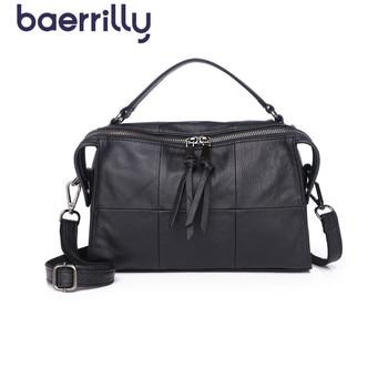 Woman Luxury Bags High-capacity Shoulder Messenger Bag Ladies Purses Handbags Borse Da Donna A Mano Leather Crossbody Bags