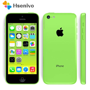 Hot sale Original Unlocked Apple iPhone 5C iOS Dual Core 8GB/16GB/32GB 8MP Camera 4.0