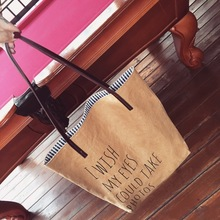 New Women Bag Bucket Messenger Bags Female Casual Canvas Designer Handbags High Quality