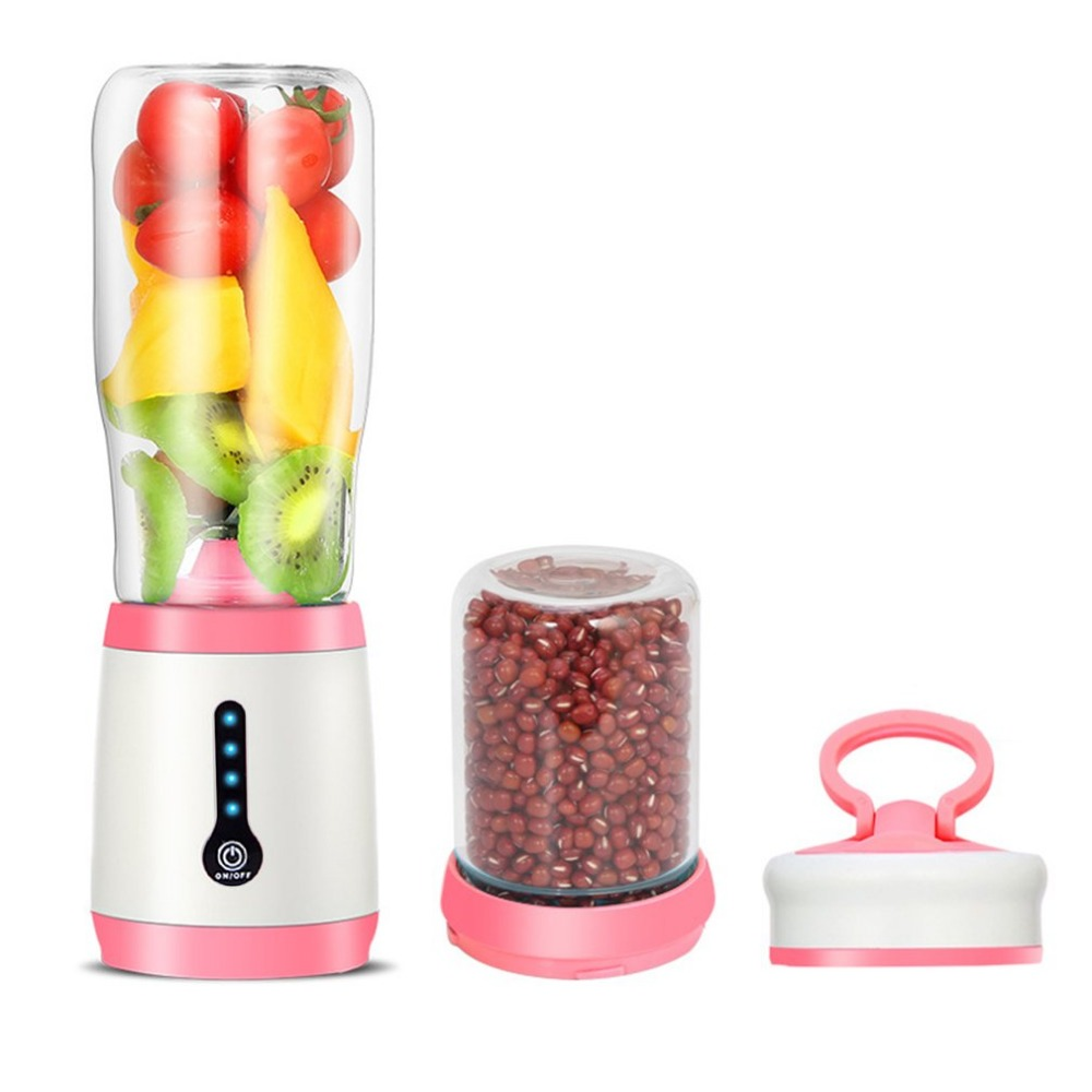 Multifunction 2-in-1 Electric Juice Maker Mini Portable Cup Juicer Blender Grinding Machine Home Kitchen ToolMultifunction 2-in-1 Electric Juice Maker Mini Portable Cup Juicer Blender Grinding Machine Home Kitchen Tool