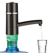Pumpe Für Wasserflasche Drahtlose Wiederaufladbare Tragbare Elektrische Wasserspender Automatische Pumpe Trinkwasser Flaschen 2 Farben