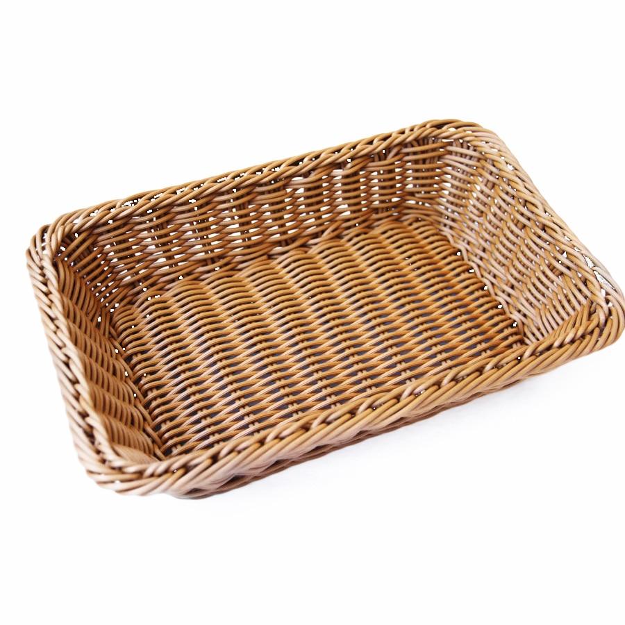 Zeegle rattan weaving storage basket traditional chinese for Fabrica de canastas de mimbre