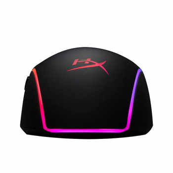 キングストン HyperX ゲーミングマウス Pulsefire サージ RGB 照明 16000 Dpi マウス Pixart 3389 センサーダイナミック 360 ° RGB 効果ゲームマウス