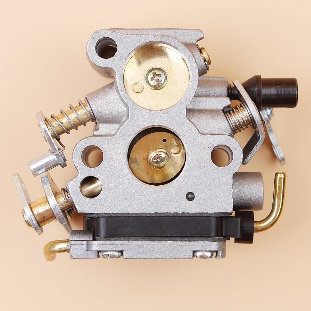 מערכות ניווט עבור קרבורטור הוסקוורנה 240 236 235 240E 236E 235E Jonsered CS2238 CS2234 GZ380 המנסרים זאמה C1T-W33C פחמימות # 574 71 94-02 (1)