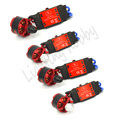 4x2212 Do Motor 920KV Brushless + 4x 30A SimonK ESC Quad F450 X525 Multirotor
