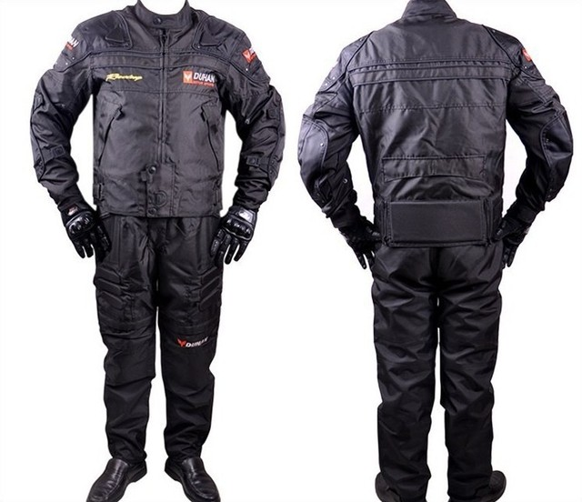 Summer Motorcycle Suit