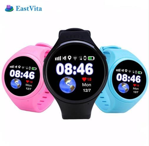EastVita Waterproof child baby GPS smart watch T88 Wife SOS Call Location Device Tracker Kids/old man Safe Anti-Lost Monitor rr3 smart health baby watch gps tracker for kids safe sos call anti lost reminder fall down alarm geo fence 2017 child clock se11a
