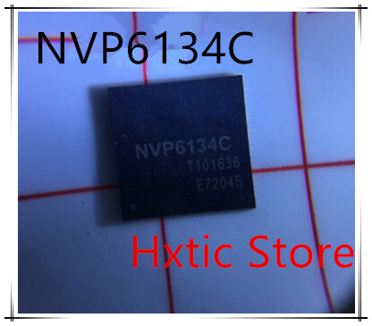 NEW 5PCS LOT NVP6134C NVP6134 QFN 76 IC