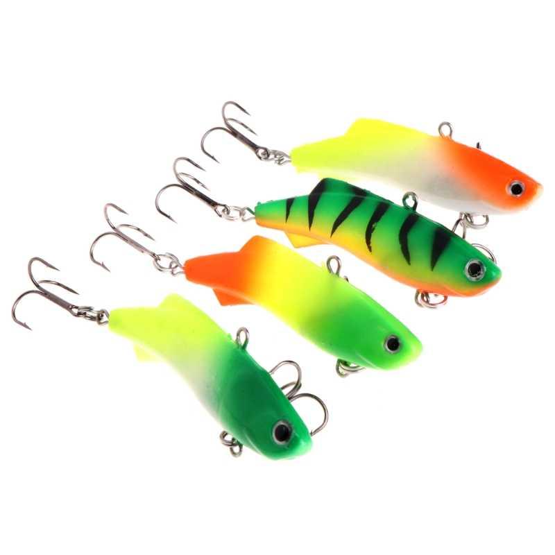 Новые приманки для зимней рыбалки