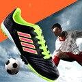 5af2f182 Nuevo niño niños hombres y mujeres zapatos de fútbol deporte al aire libre  botas de fútbol