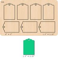 New Card Wooden die Scrapbooking D-443 Cutting Dies