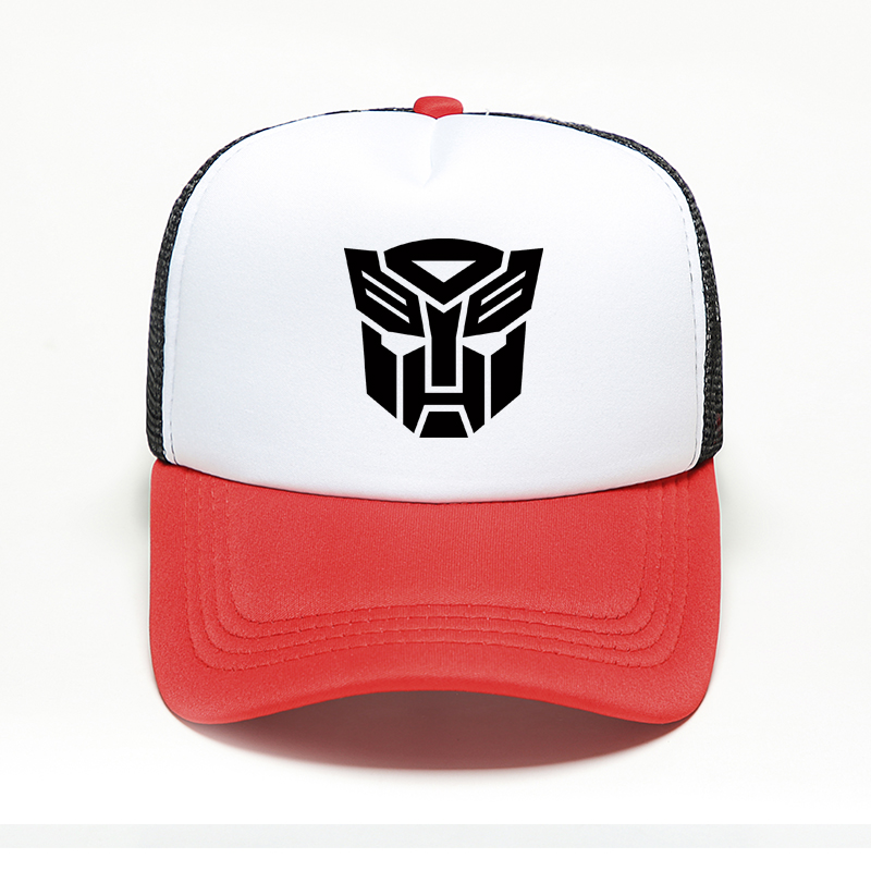 New 24 Colors Transformers Autobots Decepticons   Baseball     Cap   Optimus Prime Hat Snapback Trucker Dad Hat Women Men Hiphop   Cap