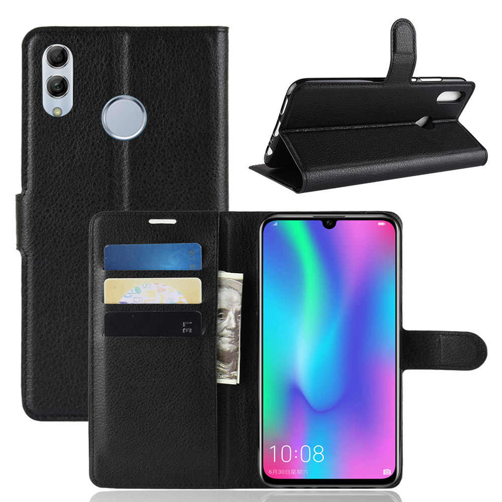 Phone Case For Huawei Honor 10 Lite 10lite Flip PU Leather Back Cover Case For Huawei Honor10 Lite Wallet Smartphone Coque Funda