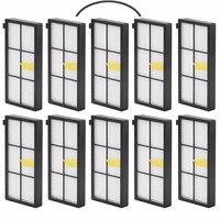 New 10 Pack Hepa Filter Accessory For IRobot Roomba 800 900 Series 870 880 980 Vacuum