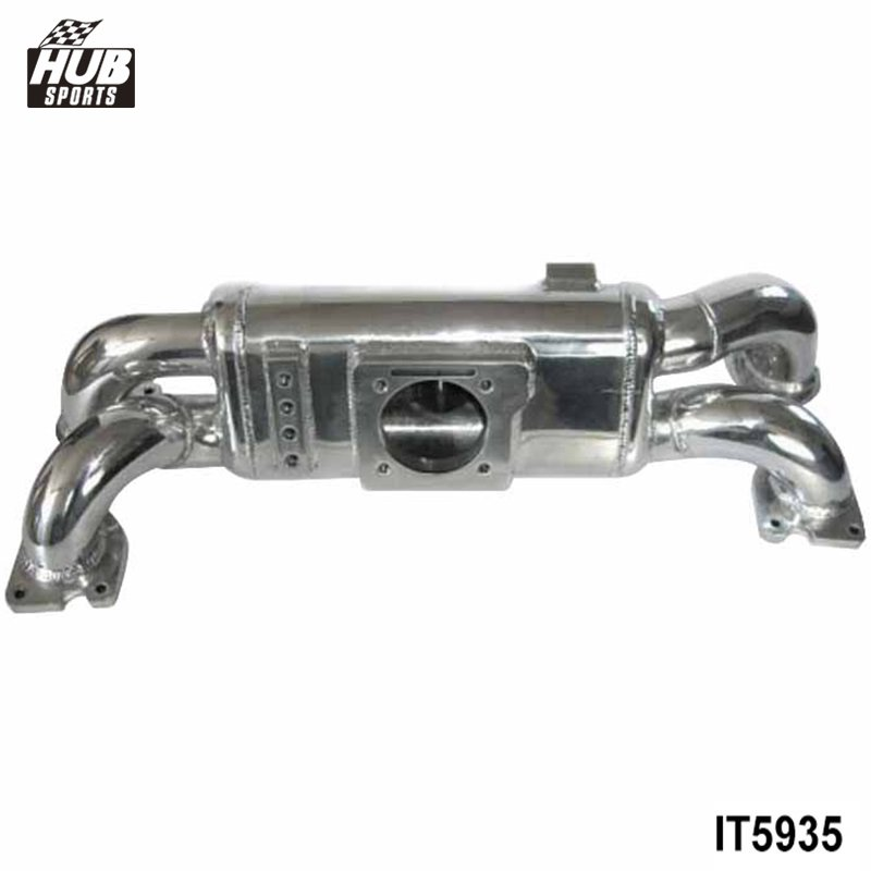 Engine Swap Turbo Intake Manifold For Subaru WRX EJ20 High Performance Polished IT5935 engine swap turbo intake manifold for mitsubishi evo 4 9 4g63 high performance polished it5934