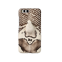 Real Snake Head Phone Case For Xiaomi Mi 6 A1 A2 Max 2 Mix 2 3 Python Skin Back Cover For Redmi Note 4 4A 4X 5 5A Pro Plus