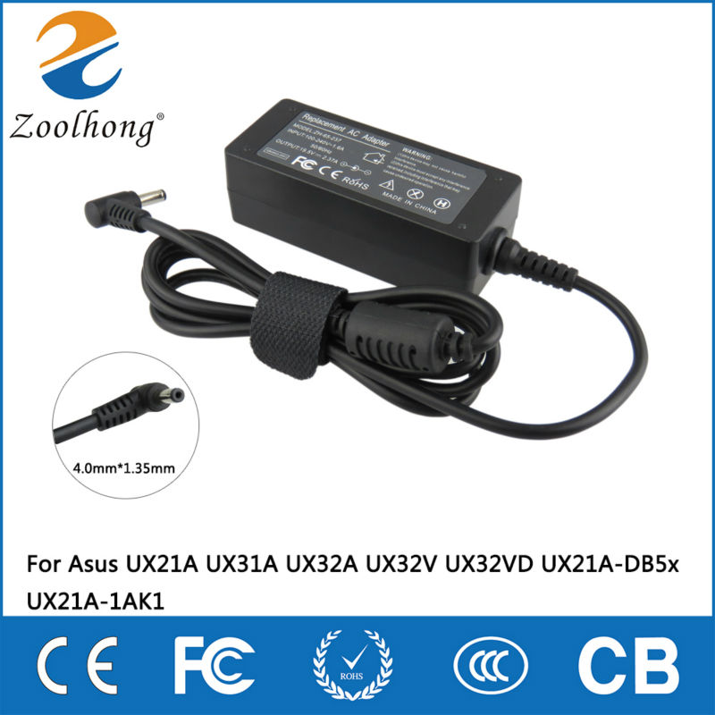 samsung laptop charger promotion shop for promotional samsung 19v 2 37a 45w laptop ac power adapter charger for asus ux21a ux31a ux32a ux32v ux32vd ux21a db5x ux21a 1ak1 4 0mm 1 35mm