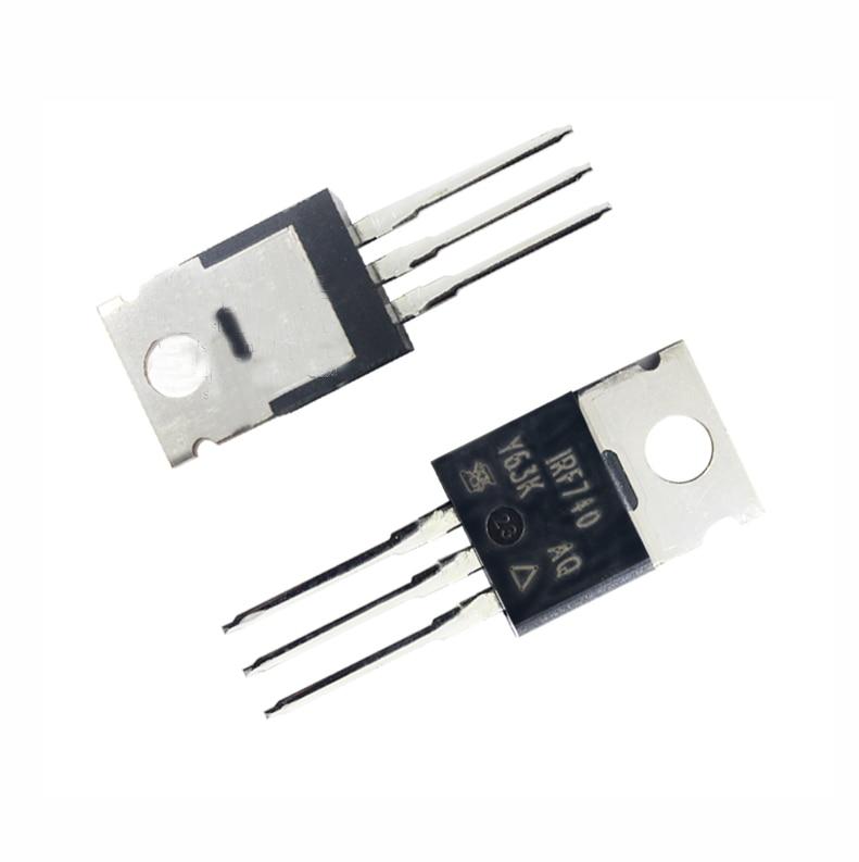 IRF740PBF TO220 IRF740 К-220 IRF740P 400 В/10A/0, 55 Ом n-канальный