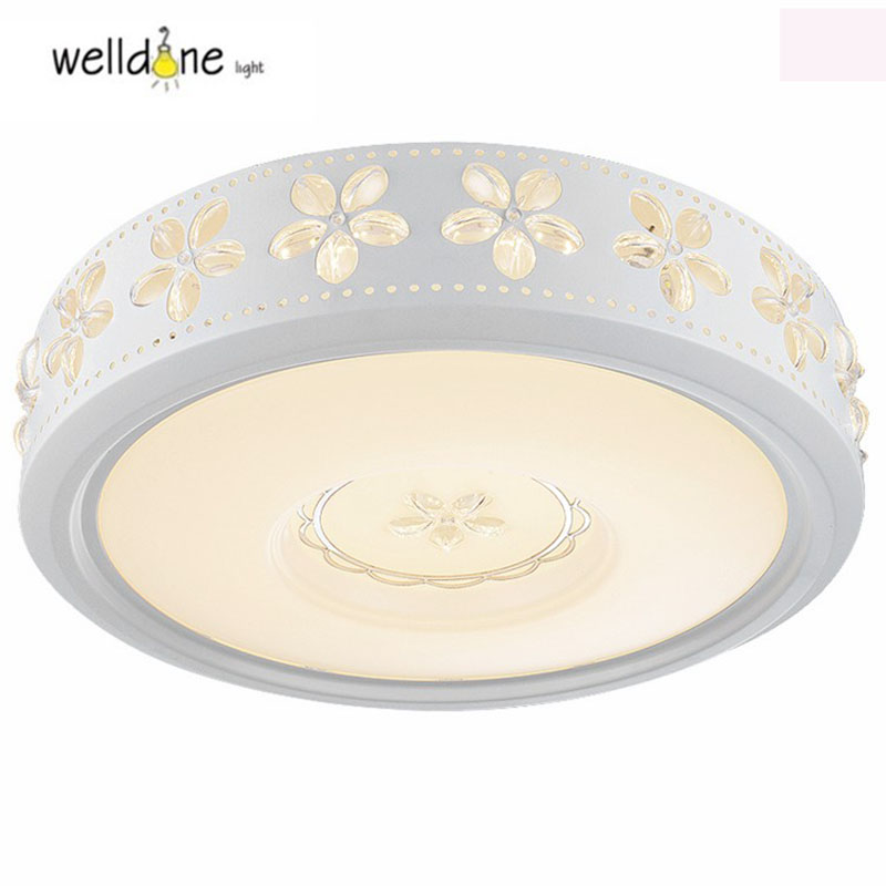 Surface Mounted Modern Led Ceiling Lights For Living Room Bedroom Fixture Indoor Lighting Lustres Lamparas de techo Ceiling Lamp цена 2017