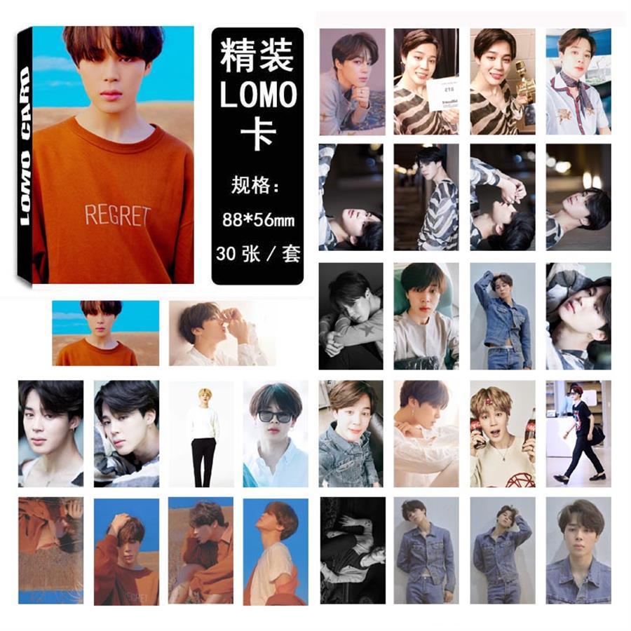 Costumes & Accessories Kpop Bts Bangtan Boys Album Bts World Tour Love Yourself Japan Photo Cards Jimin V Jungkook Photocard Gifts New