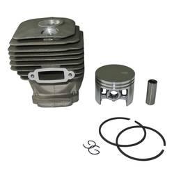 Kit de pistón cilíndrico para Sierra de hormigón STIHL TS480i TS500i 52mm #4250 020 1200