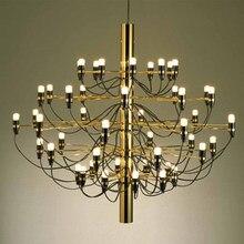 מודרני led זהב צבע נברשת גופי השעיה Luminaire סלון אוכל חדר דקור אור מטבח אוכל בר