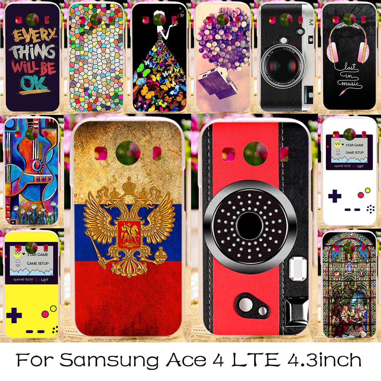 っ Online Wholesale phone case samsung ace 4 flag and get free ...