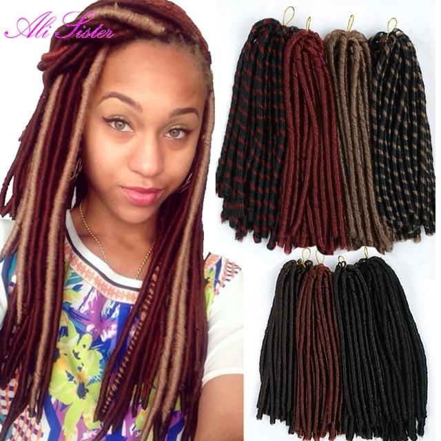 Crochet Hair Extensions Faux Locs Extension Havana Mambo Twist