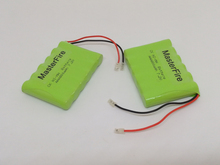 MasterFire 2PACK/LOT New 7.2V AAA 800mAh Ni-MH Battery Rechargeable NiMH Batteries Pack Free Shipping