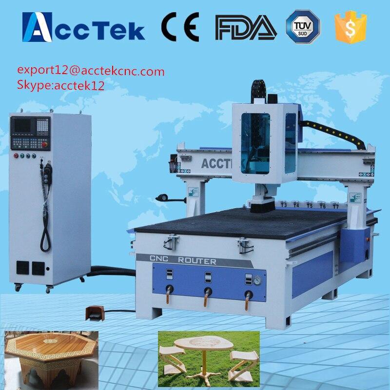 Chinese Cnc Furniture Manufacture Machine/ Cnc Router 1325