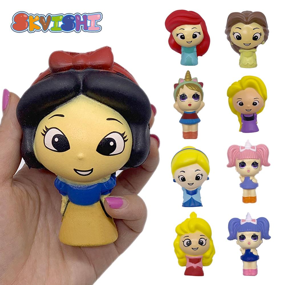 Squishy Soft Toy Poopsie Skvish Pupsy Unicorn Antistress Novelty Gag Toys Squishies Smooshy Mushy Pupsi Scratch Anti-Stress