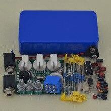 DIY Delay Guitar Effects Pedal All kits including 1590B enclosure and Delay-1 PCB free shipping