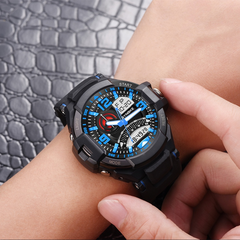 Newest Fashion Sports Watches Men Digital LED Military Watch Men Fashion Casual PU Band Electronics Wristwatches цена 2017