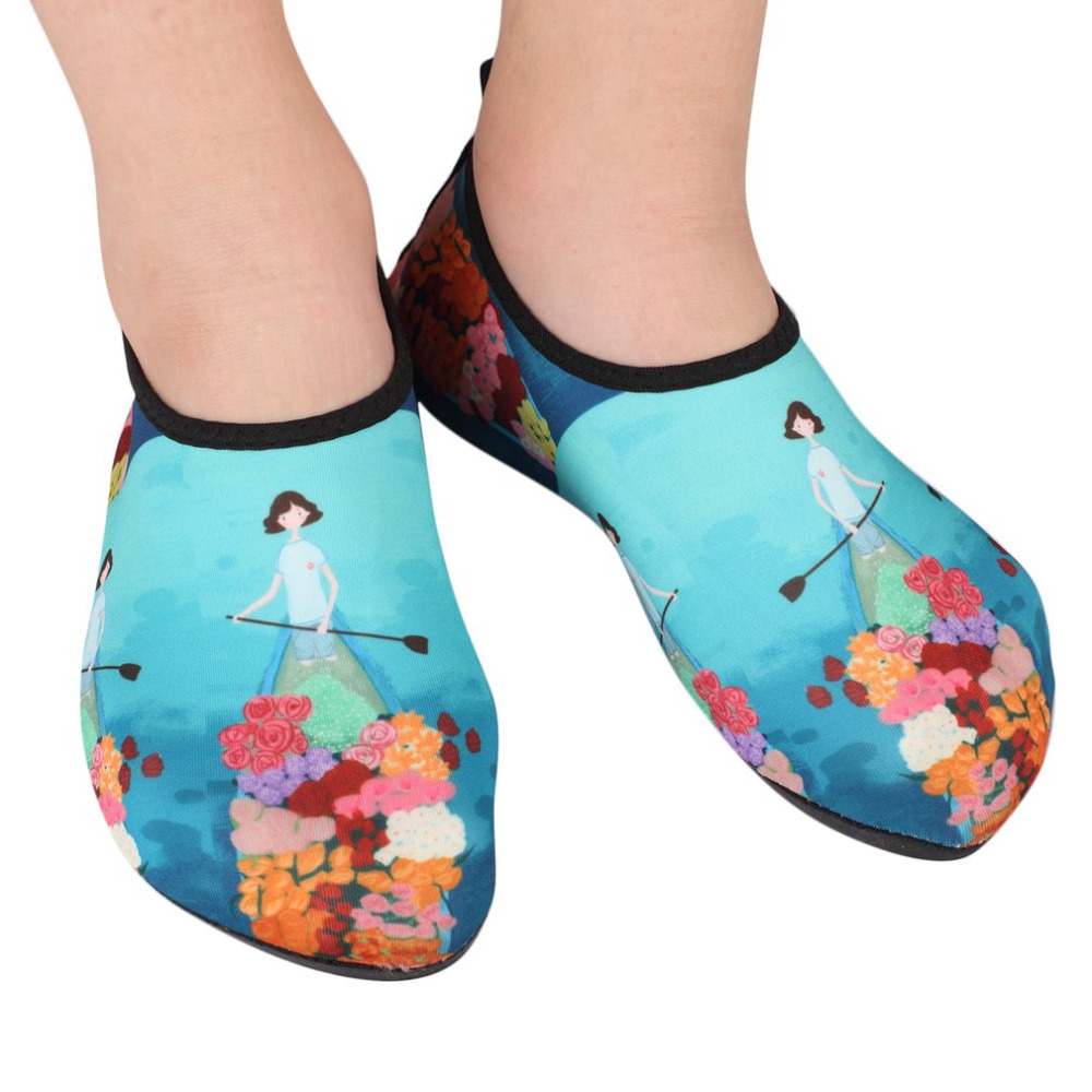6b2b64d54 2019 Children Kids Water Shoes Anti Slip Quick Dry Lightweight Beach ...