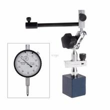 215 мм измерительный индикатор уровня высоты, вращающийся магнитный стенд, базовый держатель, подставка S05, опт и Прямая поставка
