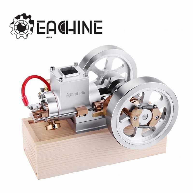 Eachine ET1 STEM Upgrade Hit & Miss Gas Engine Stirling Engine Model Combustion Engine Collection DIY Project