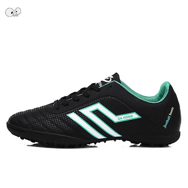 Nova 35-44 Mens Sapatos de Futebol Botas De Futebol Indoor Turf Superfly  Chuteiras de 6c4c59fe8d2ca