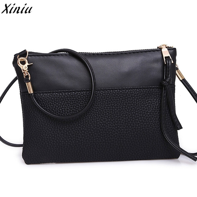 Casual Vintage Women Crossbody Messenger Bags Ladies Fashion Handbag  Shoulder Bag Large Tote Ladies Purse Hot Sale Bolsos Mujer 08fb9f96d37a5