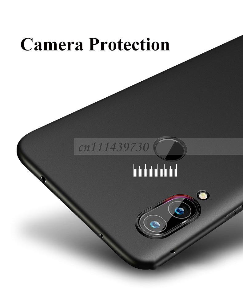 Soft Cases Lenovo K5 PRO L38041 Case 360 Protection Soft Silicone Matte Cover For Lenovo K5 PRO Phone Cases Lenovo K5 Play L380