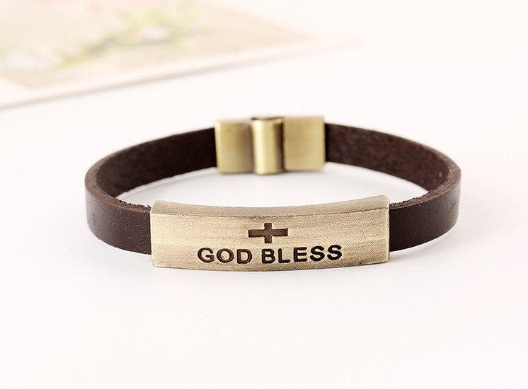 ... Alloy Zodiac Sings Leather Bracelets Men s Beaded Fashion Jewelry  Casual Personality Vintage Punk BraceletUSD 1.39 piece 2523933493 2118088041 92a19a11ff4f