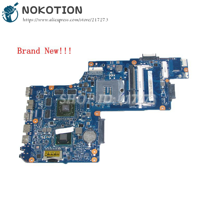 NOKOTION Yeni Toshiba Uydu L850 C850 H000050770 Laptop Anakart Ana Kurulu HM76 DDR3 HD7670M grafikNOKOTION Yeni Toshiba Uydu L850 C850 H000050770 Laptop Anakart Ana Kurulu HM76 DDR3 HD7670M grafik