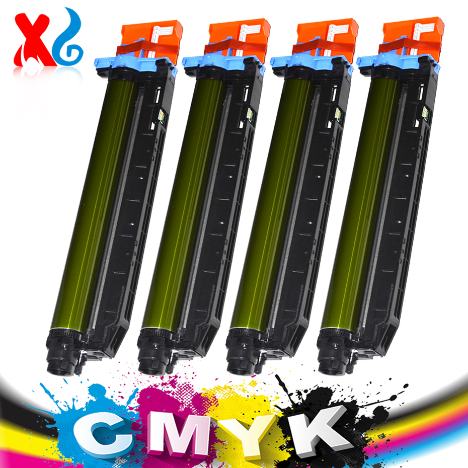 Set DR512 Japan Drum Unit for Konica Minolta Bizhub C224 C284 C364 C454 C554 C224e C284e C364e C454e C554e Copier Drum Cartridge developer unit dv512 compatible konica minolta bizhub c224 c284 c364 c454 c554 bk m c y 4pcs lot