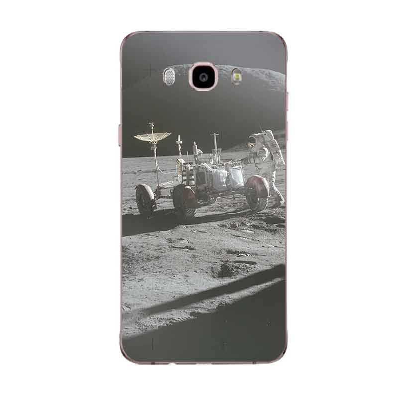 Escavar cervos Dos Desenhos Animados peixe urso soft Case Telefone TPU Para Samsung A5 J3 J5 J7 J1 J2 S6 S7 s8 S8plus note8 c5 c7 c9 S9 C209