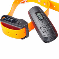 350M Rechargeable Waterproof Electric Shock No Bark Stop Dog Training Collar Pet Trainer For Small Dog