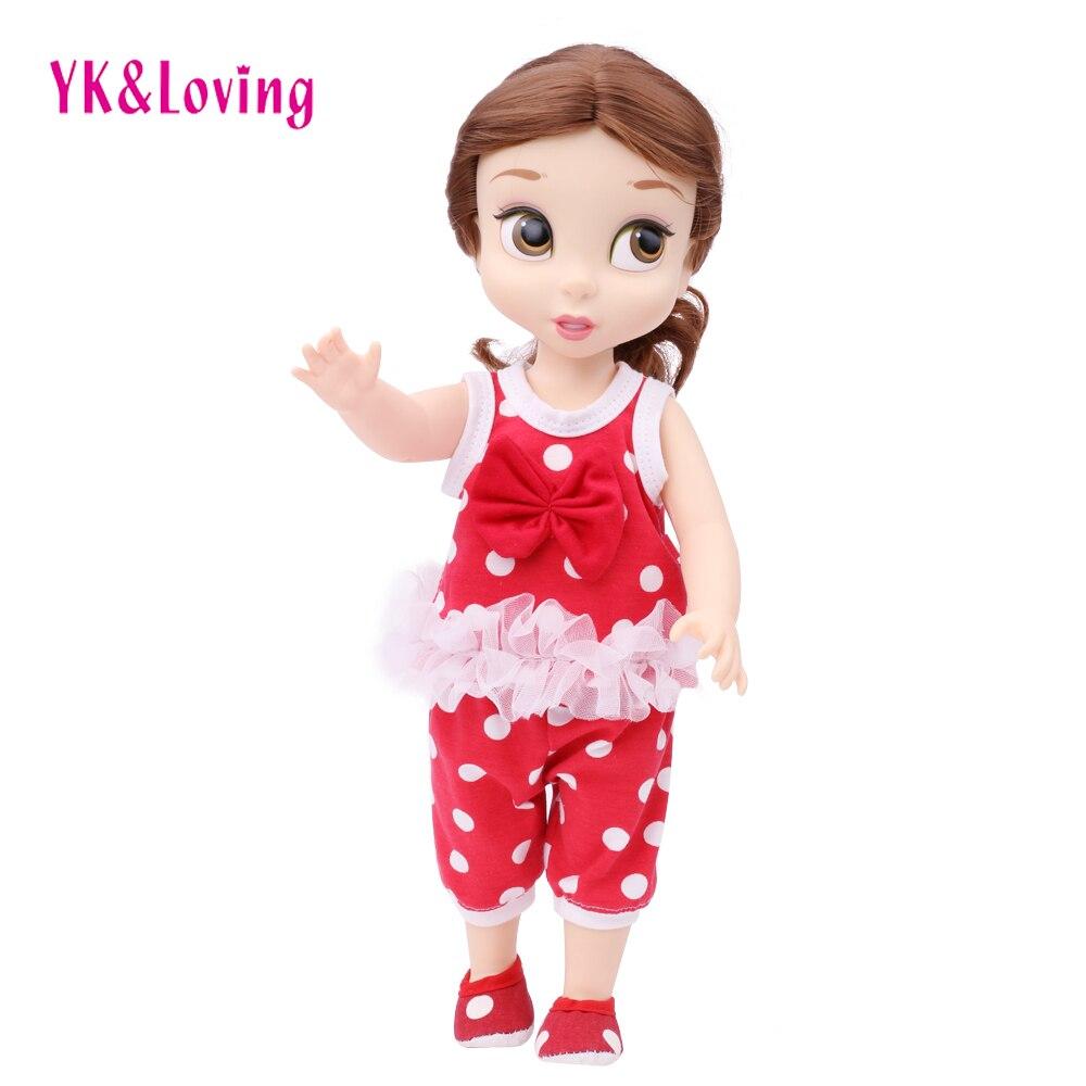 ୧ʕ ʔ୨Yk y moda amorosa Babi muñeca mejor Navidad regalo del ...