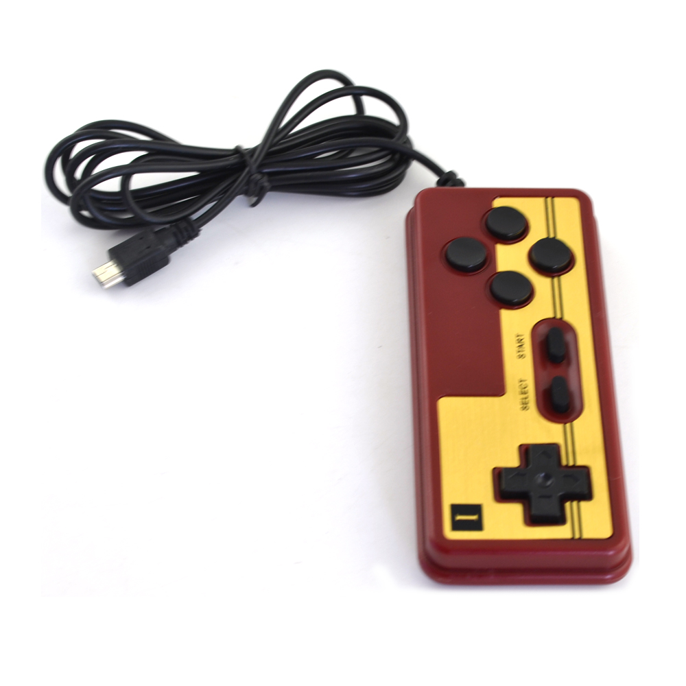 Second 2nd Player Mini B Controller for CoolBoy for FC for