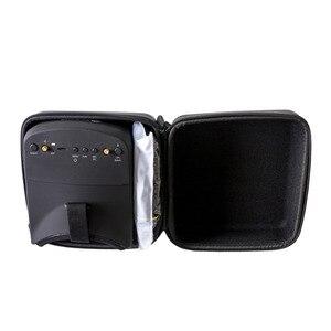 Image 5 - LS 800D fpv óculos de proteção 5.8g 40ch 5 polegada hd dvr vídeo fone de ouvido kit para rc diy corrida zangão quadcopter multi helicóptero transmissão peças